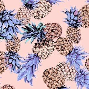 Pink Tropical Shirt